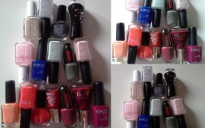 collage my nailpolish AW