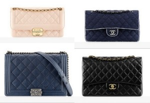 collage Chanel